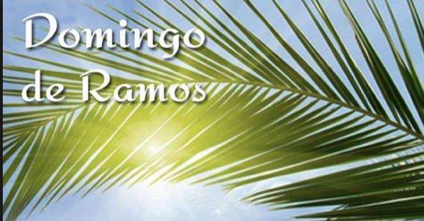 Domingo De Ramos Palm Sunday Akumalnow