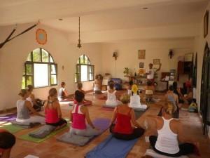 Yoga en Akumal