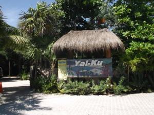 yal ku entrance