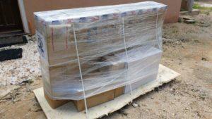 Shrink Wrapped Riviera Maya Solar Kit